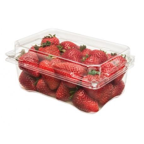 Frutillas (bandeja 1/2 kg aprox.)