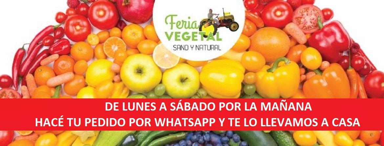 Feria Vegetal